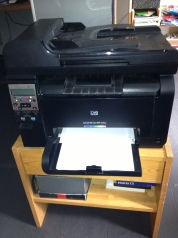 mein HP Scanner HP MFP m175nw